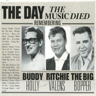The Big Bopper! Buddy Holly
