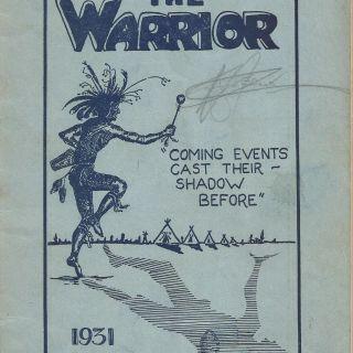 1931 Warrior