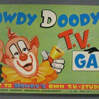 Howdy Doody! Game!
