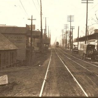 Madison Ave in 1904