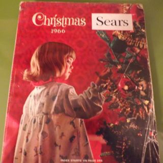 1966 Sears Wish Book
